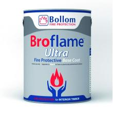 Broflame Ultra Base Coat White 5 Litres