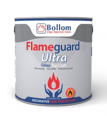 FlameGuard Ultra Gloss Top Coat (2.5 Litre)