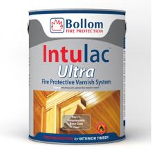 Intulac Ultra Intumescent Base Coat (5 Litres)